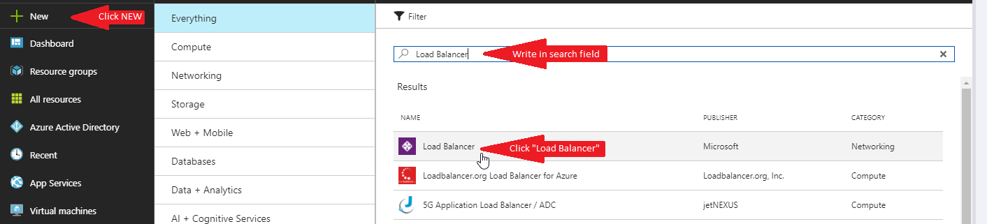 Part 2 of 2 - Port forwarding in Azure Resource Manager